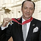 Kevin Spacey, CBE
