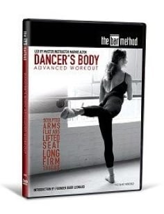 Review of Bar Method's Dancer's Body Advanced Workout DVD