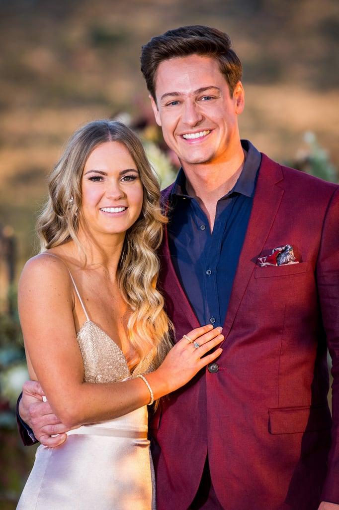 Matt Agnew and Chelsie McLeod Bachelor 2019 Finale Video