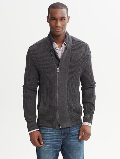 Heritage Moto Sweater Jacket