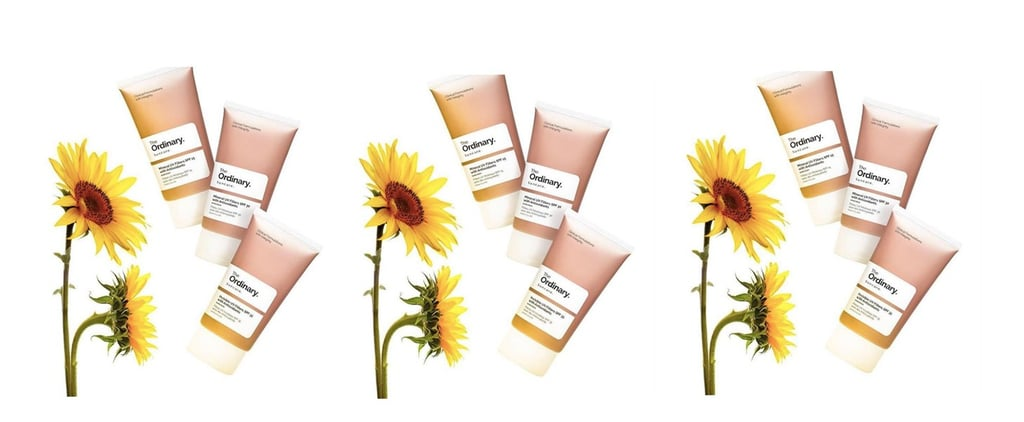 The Ordinary Will Launch Sunscreens