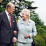 The Queen Gave Her Husband a New Title For Their 70th Anniversary
