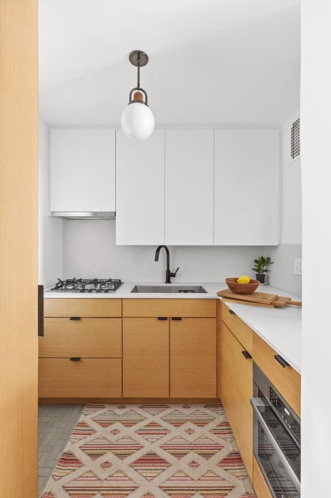 Minimalistic Kitchen Hardware