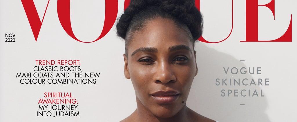 Serena Williams Talks Body Confidence in British Vogue