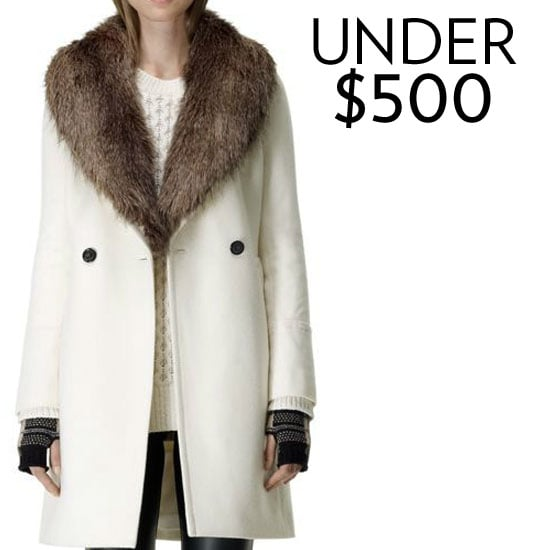Ready to indulge just a bit more? We found silky tops and fur details for under $500.