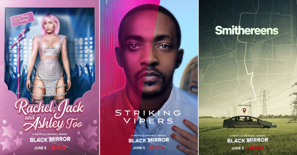 Image result for black mirror season 5 poster