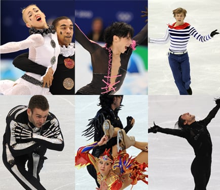 The Top Figure Skating Outfits of the Olympics