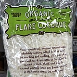 Organic Unsweetened Coconut Flakes