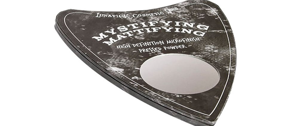 This Ouija Board Pressed Powder Is the Spookiest Way to Mattify Your Makeup