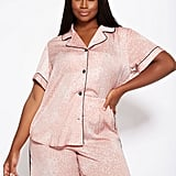 Ashley Stewart Satin Pajamas