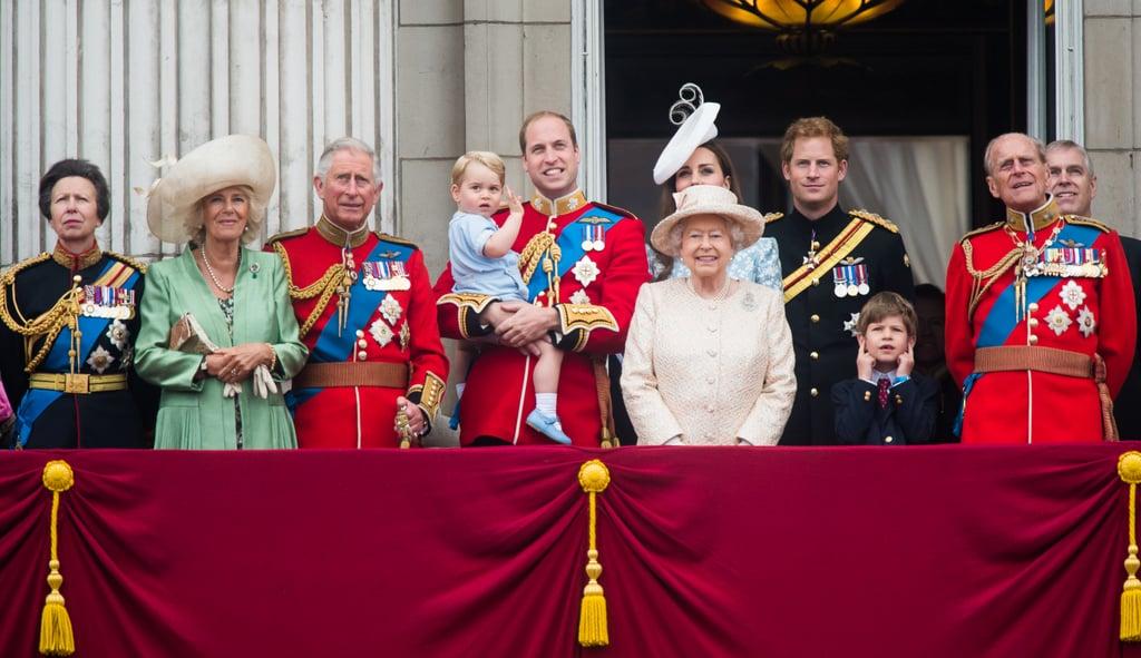 United Kingdom: Queen Elizabeth II