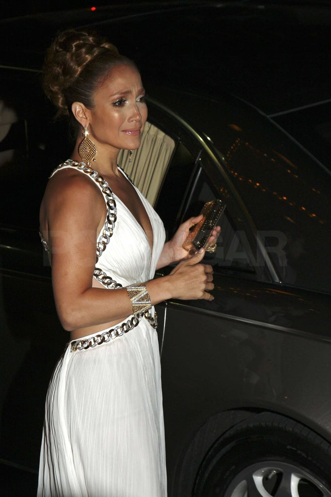 Photos of Jennifer Lopez in her Birthday Dresses