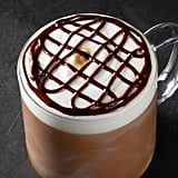 Hot Hazelnut Mocha Coconutmilk Macchiato