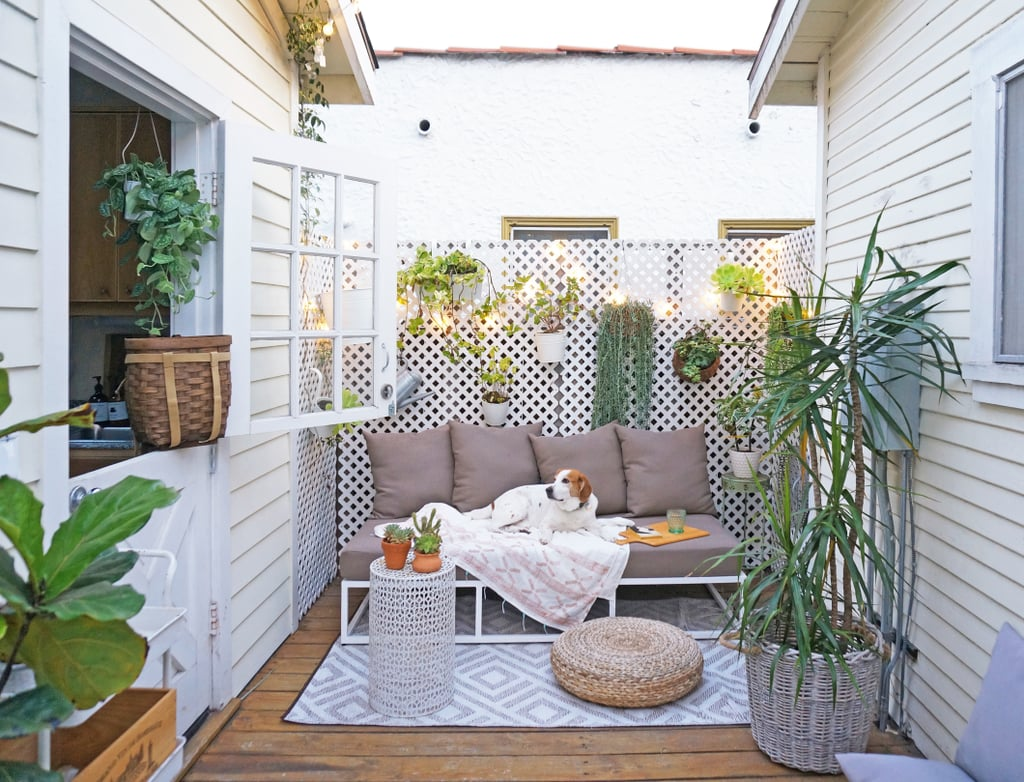 tiny space living tips from the tiny canal cottage blogger tiny space living tips from the tiny canal cottage blogger popsugar home