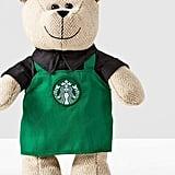 Starbucks Bearista Bear With Green Apron
