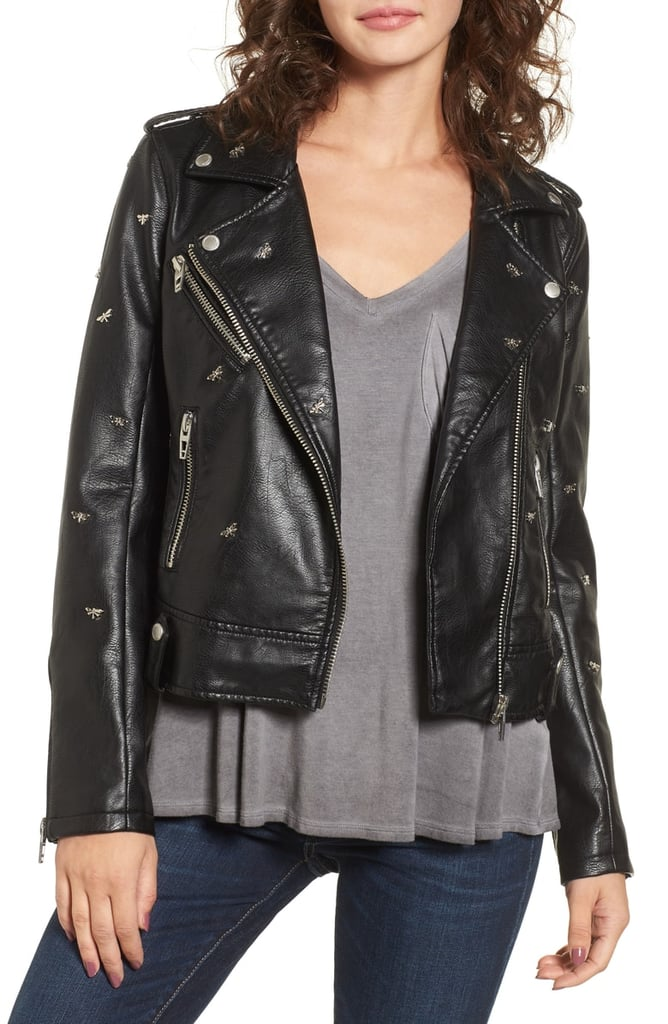 Blank NYC Leather Jackets