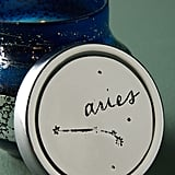 Capri Blue Mini Zodiac Candle