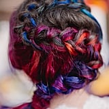 Colorful Ombre Wedding