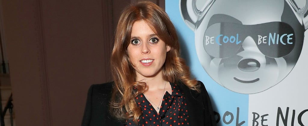 Princess Beatrice Wearing Sarah Flint Heels