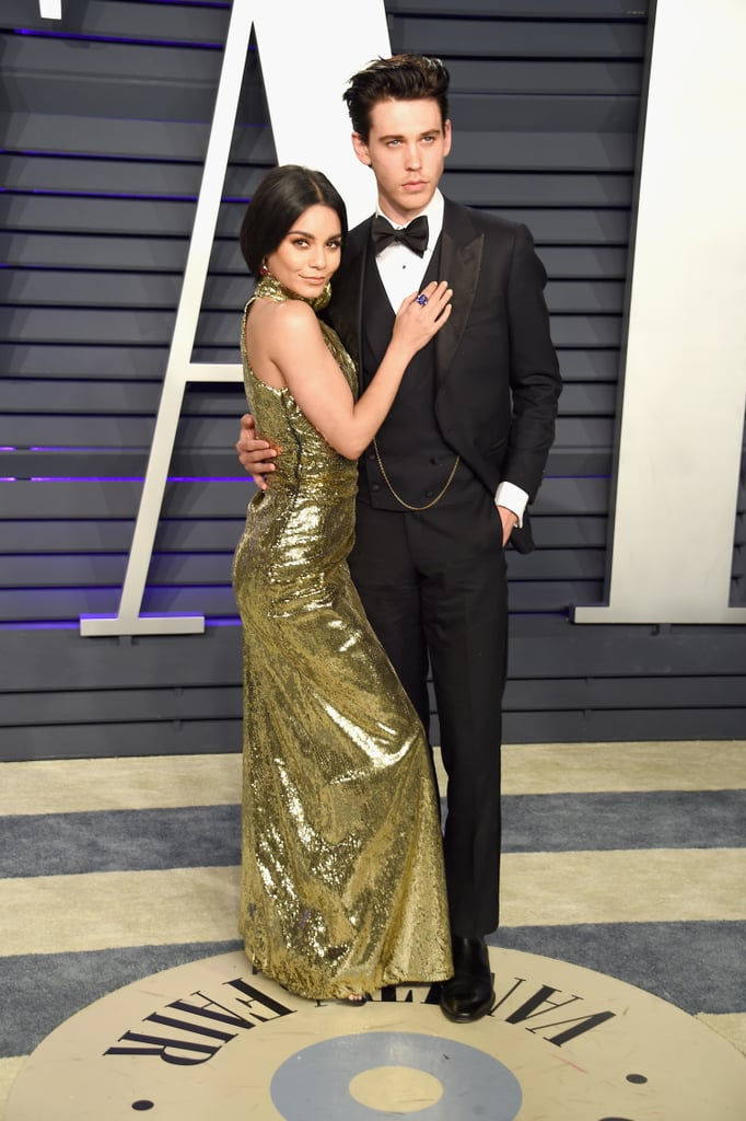 The couple stunned at the 2019 Vanity Fair Oscars Afterparty.