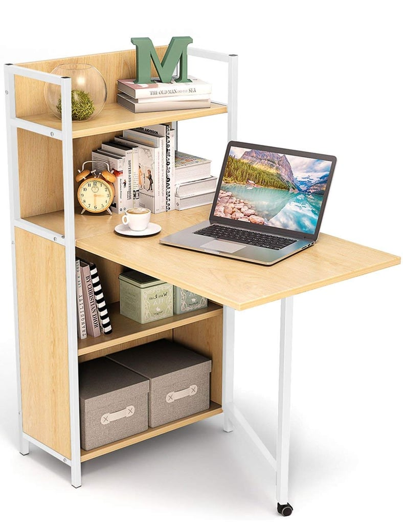 Tribesigns Small Folding Computer Desk Best Dorm Furniture Popsugar Home Uk Photo 21