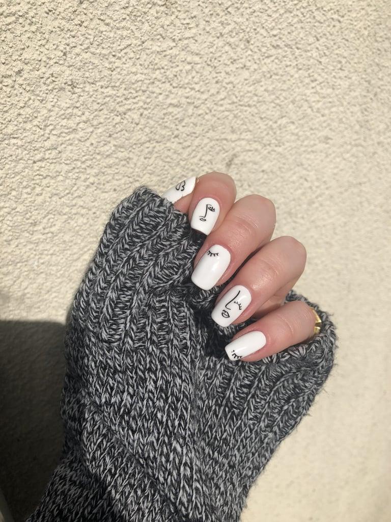 Ciaté Cheat Sheet Nail-Art Stickers Review