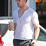 Ryan Gosling Makes an Early Morning Pit Stop at 7-Eleven