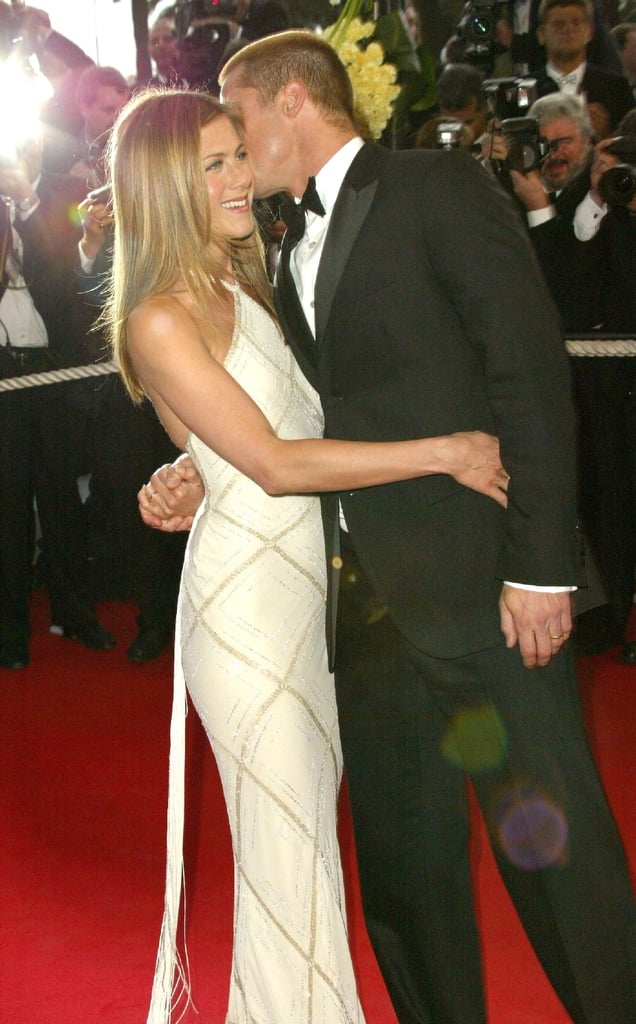 Jennifer Aniston Brad Pitt Red Carpet Duos Pictures