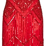 Gatsby Lady Isobel Red Fringe Dress