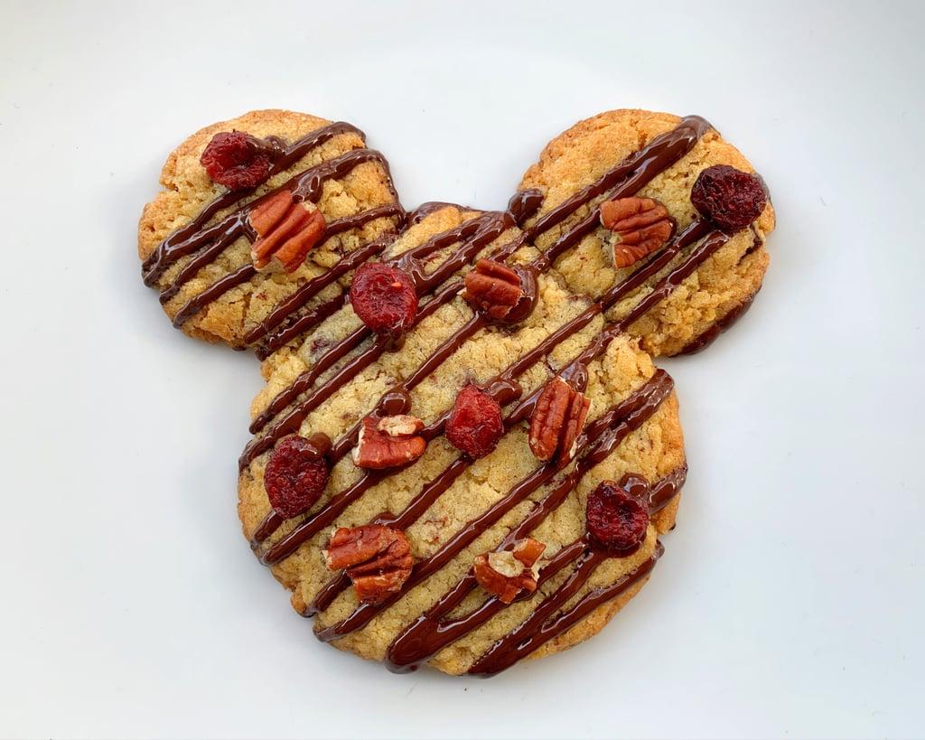 Mickey Chocolate Chip Cookies From Disneyland Paris