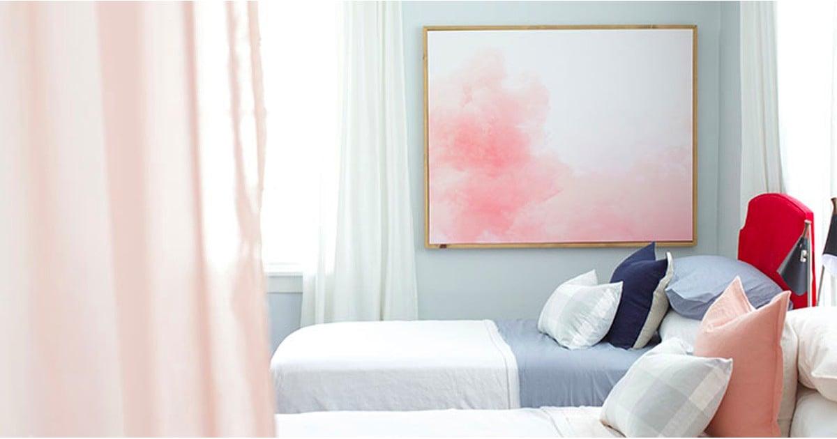 most calming paint colors popsugar home. Black Bedroom Furniture Sets. Home Design Ideas