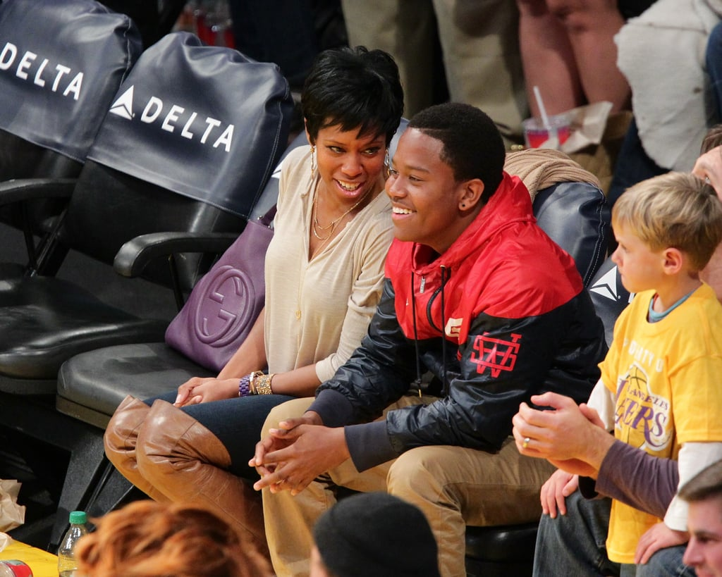 2012: Los Angeles Lakers Game