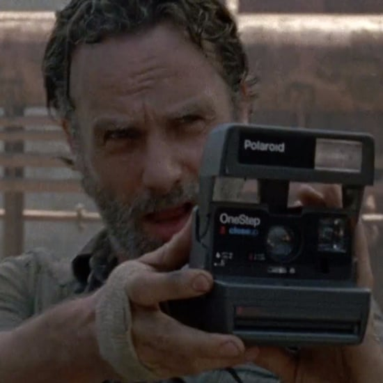 Why Did Rick Take a Polaroid Picture on The Walking Dead?