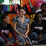 Watch Meghan Markle's Speech From Her Southern Africa Tour