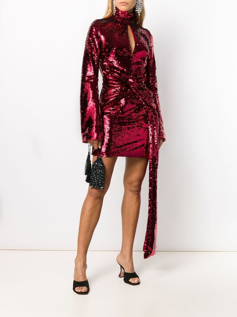 Priyanka's Exact 16Arlington Sequin Dress