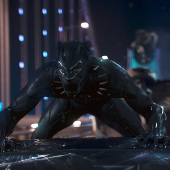 What Song Plays During the Black Panther Car Chase?