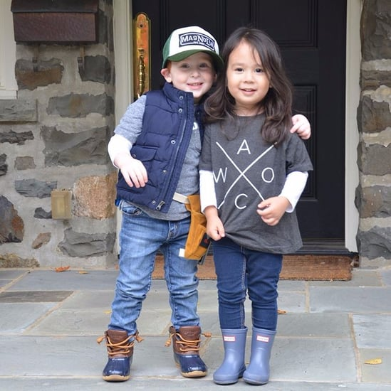 Kids Dress as Chip and Joanna Gaines For Halloween