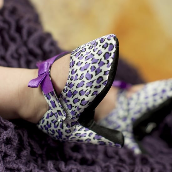 Pee Wee Pumps Heels For Babies