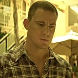 Channing Tatum is torn between real life and stripping.