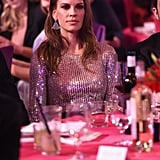 Pictured: Hilary Swank