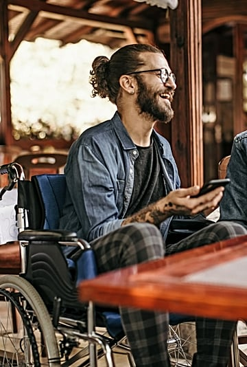 The Best Dating-App Advice For People With Disabilities