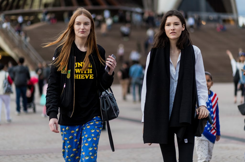All the Best Street Style Photos From Australian Fashion Week
