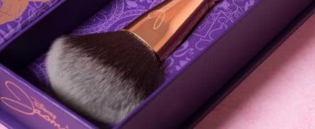Luxie Beauty Princess Jasmine Makeup Brush Set Photos