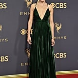 Shailene at the 2017 Emmys