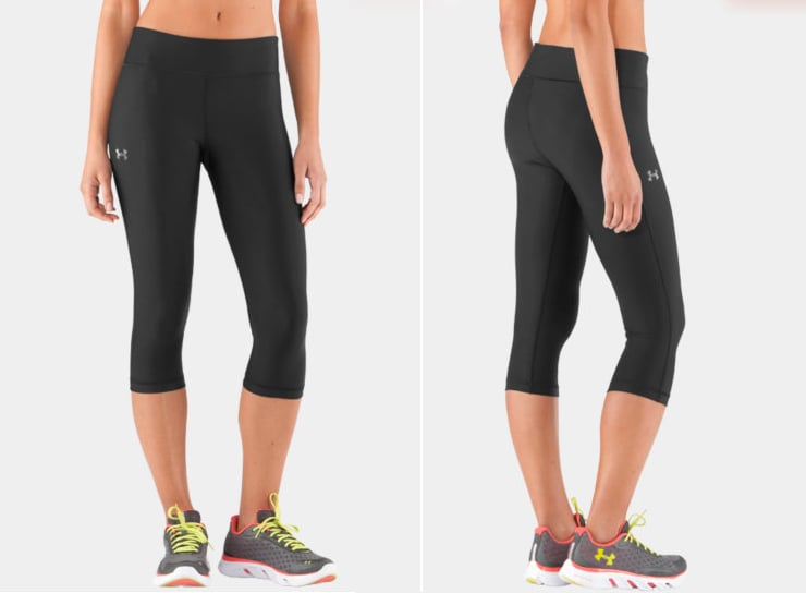 Flattering and Functional Capris