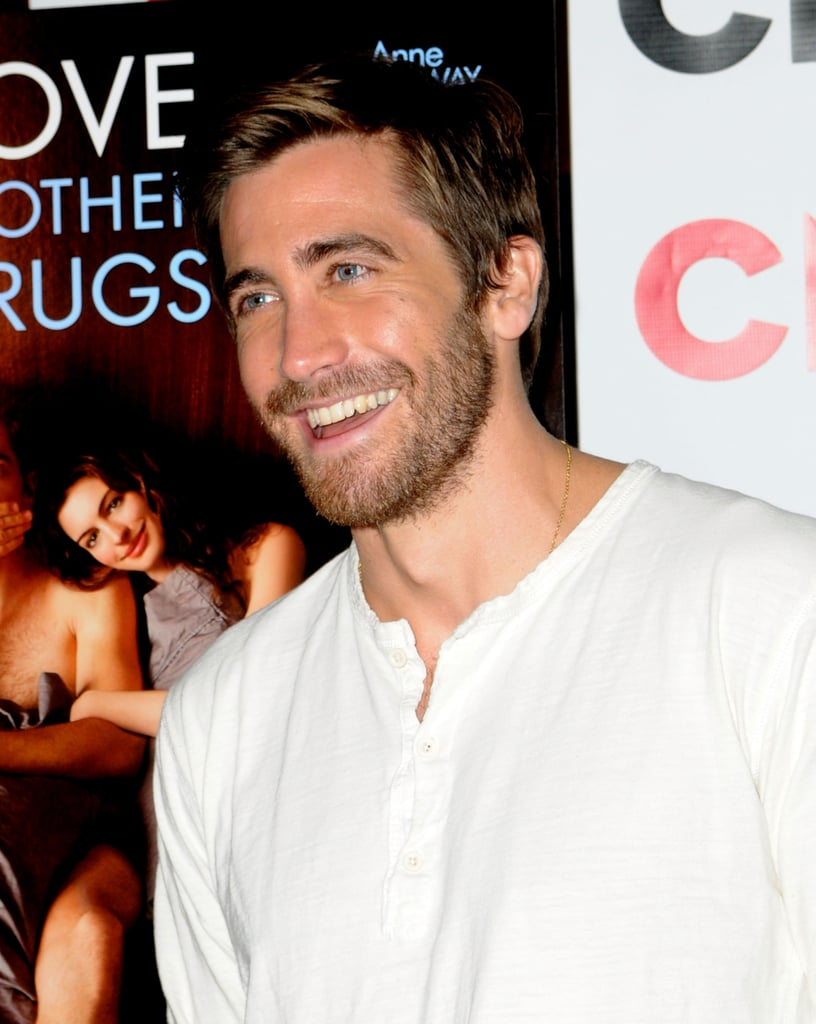 Jake Gyllenhaal at Love and Other Drugs Screening