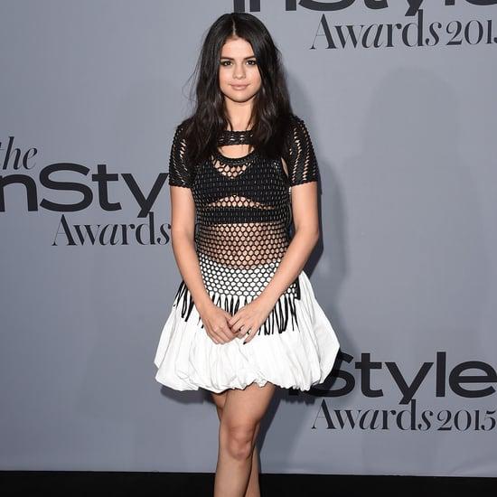 Selena Gomez Abs Pictures