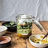 Curried Carrot and Courgetti Soup in a Jar
