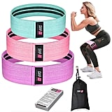 ShapEx Fabric Resistance Bands Set of 3