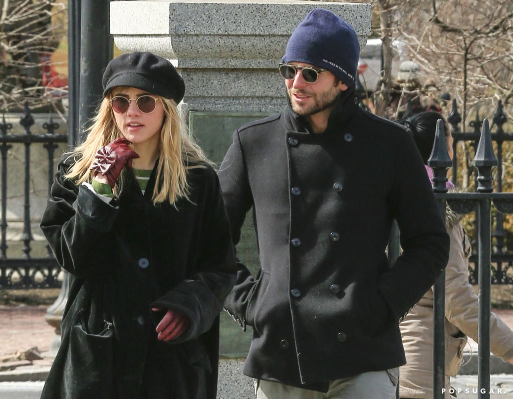 Bradley Cooper Steps Out With Rumored Girlfriend Suki Waterhouse